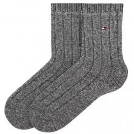 Tommy Hilfiger moteriškos kojinės pilkos 39-42